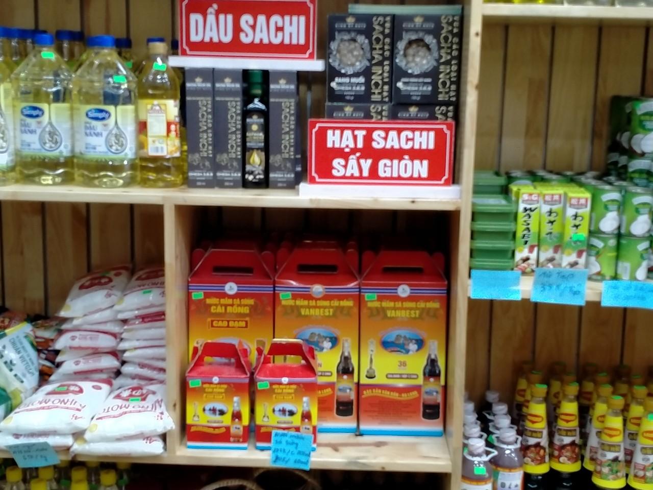 Sản phẩm SACHI - Trung tâm thuộc Hiệp hội
